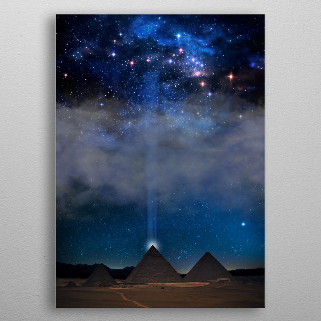 High-quality metal print from amazing Idk collection will bring unique style to your space and will show off your personality. metal poster