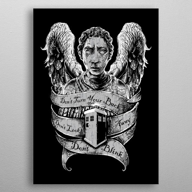 This marvelous metal poster designed by 6amcrisis to add authenticity to your place. Display your passion to the whole world. metal poster