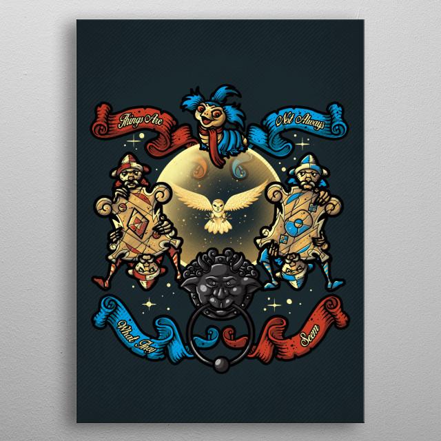 Goblin Kingdom metal poster