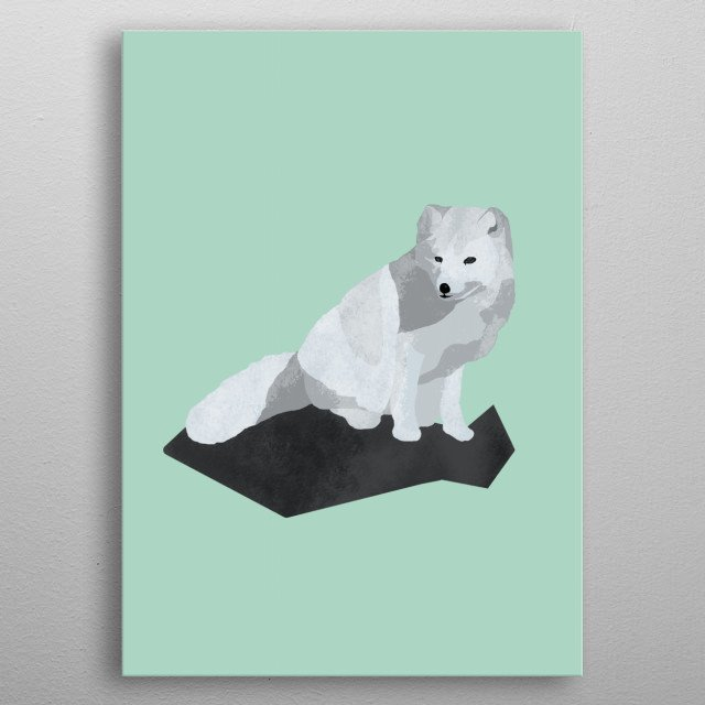 High-quality metal print from amazing Wildlife And Animals collection will bring unique style to your space and will show off your personality. metal poster