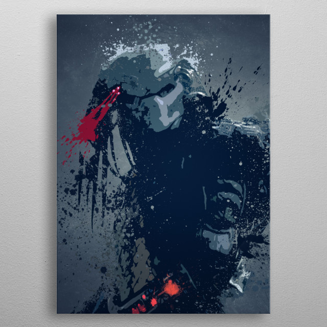 This marvelous metal poster designed by digitalheavens to add authenticity to your place. Display your passion to the whole world. metal poster