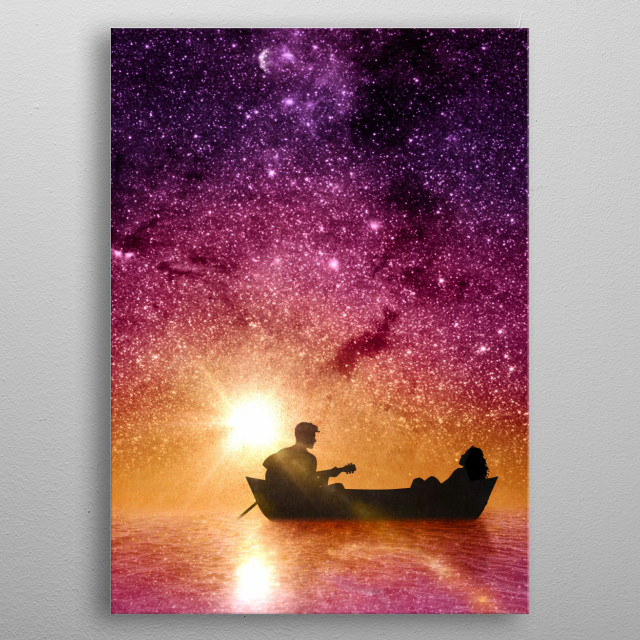 This marvelous metal poster designed by diogoverissimo to add authenticity to your place. Display your passion to the whole world. metal poster