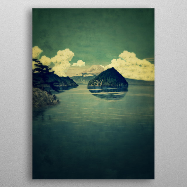 Fascinating  metal poster designed with love by willingthe6. Decorate your space with this design & find daily inspiration in it. metal poster