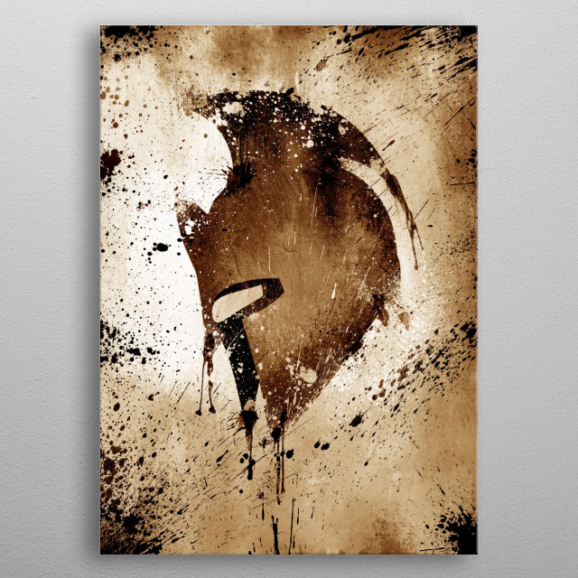 This marvelous metal poster designed by simong92 to add authenticity to your place. Display your passion to the whole world. metal poster