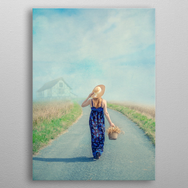 This marvelous metal poster designed by slana to add authenticity to your place. Display your passion to the whole world. metal poster