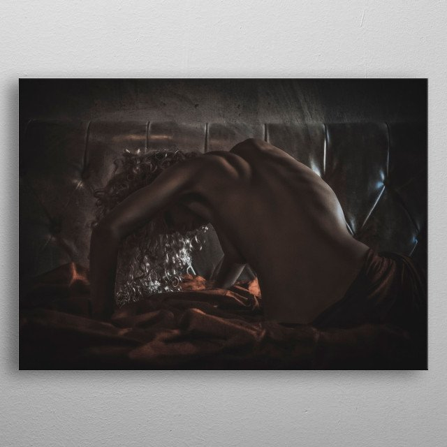 This marvelous metal poster designed by tmilovich to add authenticity to your place. Display your passion to the whole world. metal poster