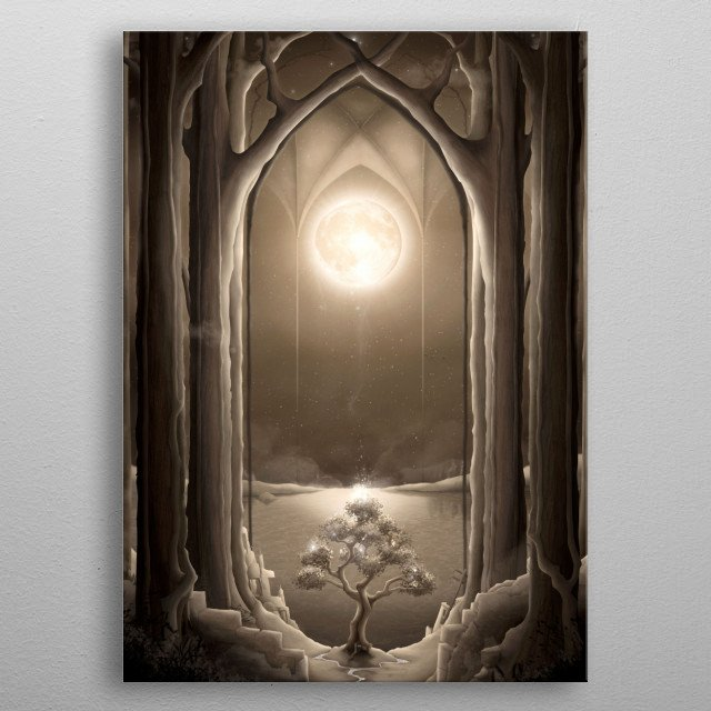 High-quality metal wall art meticulously designed by rafapasta would bring extraordinary style to your room. Hang it & enjoy. metal poster