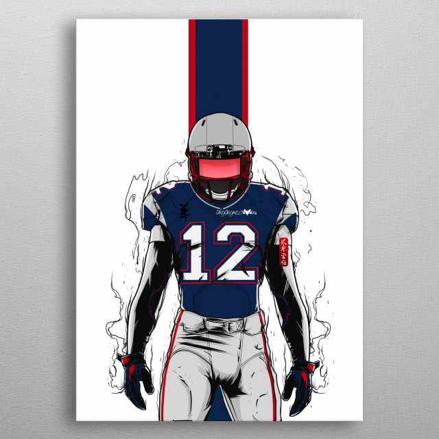 High-quality metal print from amazing Other Sports collection will bring unique style to your space and will show off your personality. metal poster