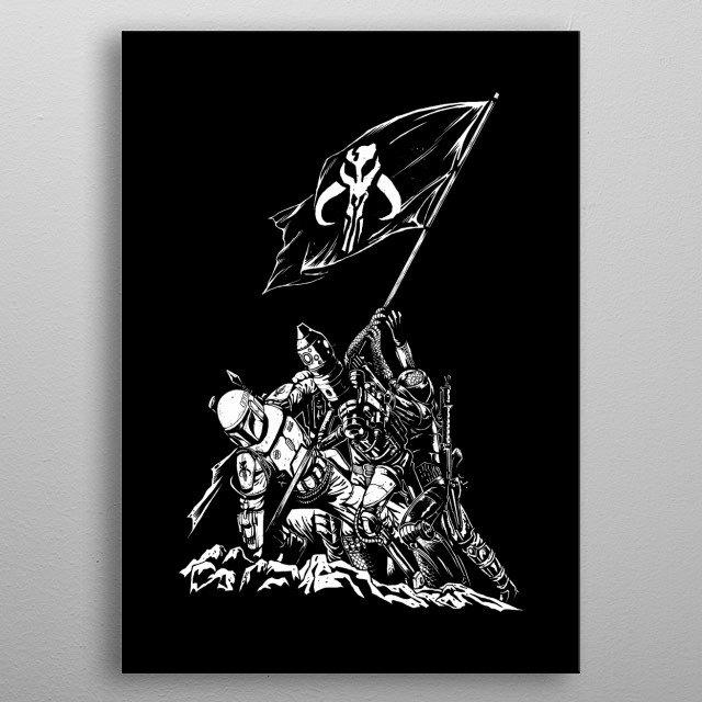This marvelous metal poster designed by es427 to add authenticity to your place. Display your passion to the whole world. metal poster