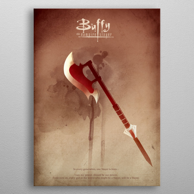 High-quality metal print from amazing Dark Designs collection will bring unique style to your space and will show off your personality. metal poster