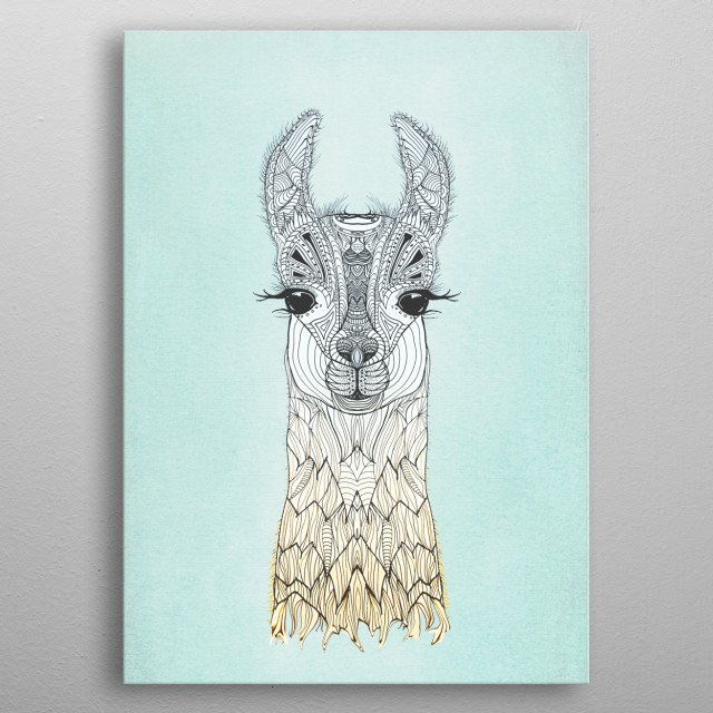 Fascinating  metal poster designed with love by sunlightstudios. Decorate your space with this design & find daily inspiration in it. metal poster