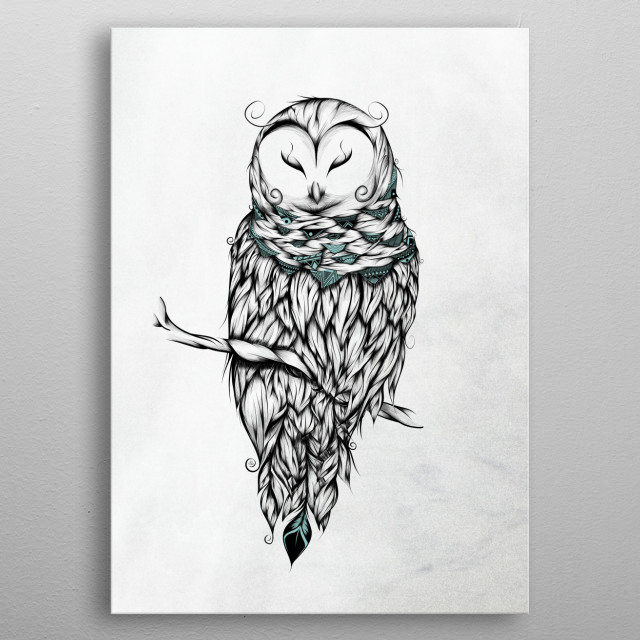 High-quality metal print from amazing Birds Collection collection will bring unique style to your space and will show off your personality. metal poster