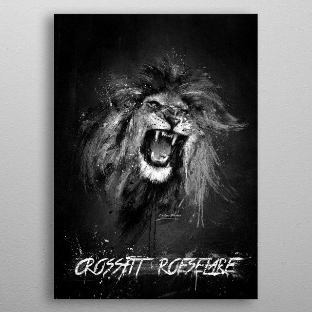 Fascinating metal poster designed by Emiliano Morciano. Displate has a unique signature and hologram on the back to add authenticity to each design. metal poster