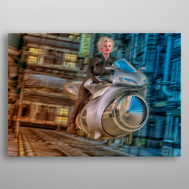 High-quality metal wall art meticulously designed by illusionaryarts would bring extraordinary style to your room. Hang it & enjoy. metal poster