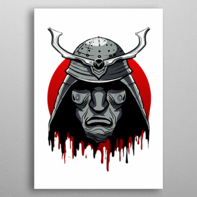 This marvelous metal poster designed by martinskowsky to add authenticity to your place. Display your passion to the whole world. metal poster