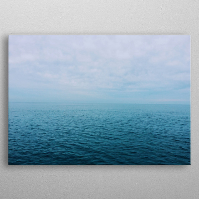 High-quality metal print from amazing Beach And Seascapes collection will bring unique style to your space and will show off your personality. metal poster