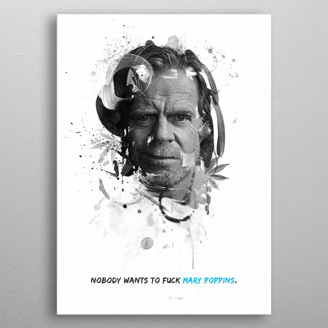 High-quality metal print from amazing Shadow Collection collection will bring unique style to your space and will show off your personality. metal poster