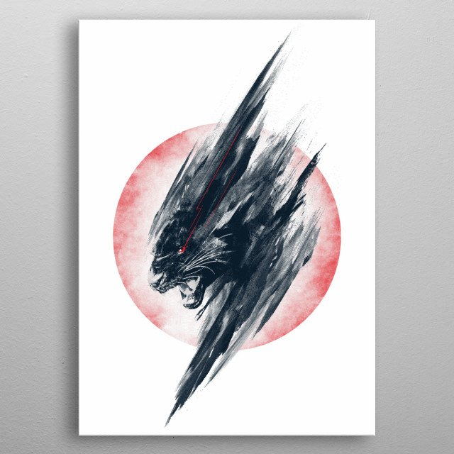 Fascinating  metal poster designed with love by steventoang. Decorate your space with this design & find daily inspiration in it. metal poster