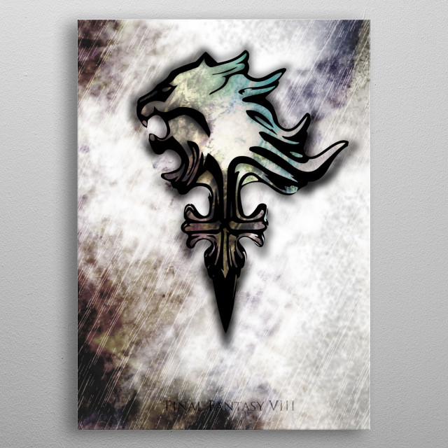 Griever  metal poster