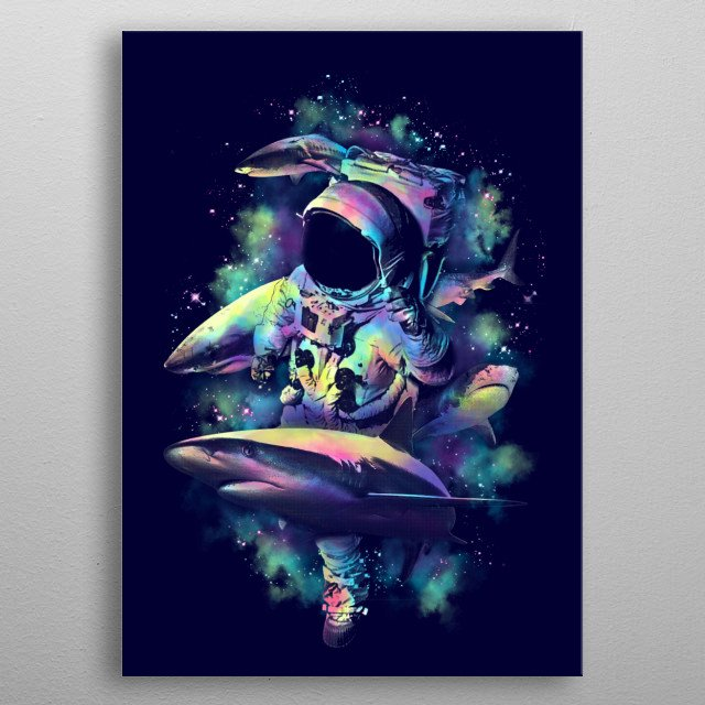 Fascinating  metal poster designed with love by loupatrickmackay. Decorate your space with this design & find daily inspiration in it. metal poster