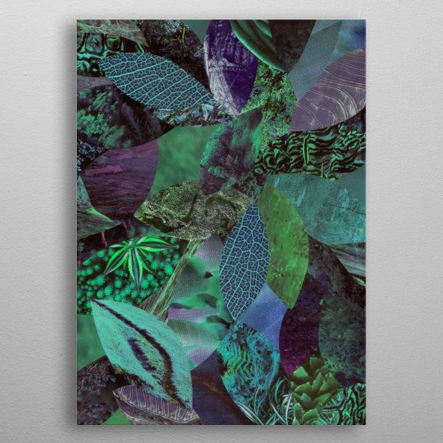 High-quality metal print from amazing Mixed Media And Collage collection will bring unique style to your space and will show off your personality. metal poster