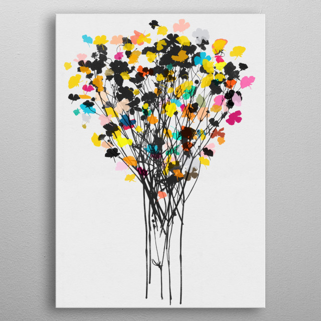 Fascinating  metal poster designed with love by garimadhawan. Decorate your space with this design & find daily inspiration in it. metal poster