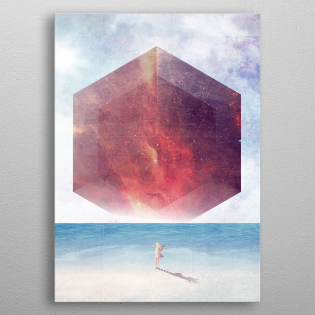 This marvelous metal poster designed by annisatiarau to add authenticity to your place. Display your passion to the whole world. metal poster