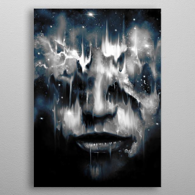 Blind Fate metal poster