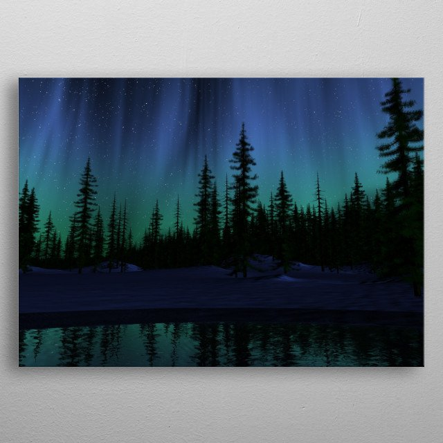 High-quality metal wall art meticulously designed by digitalblasphemy would bring extraordinary style to your room. Hang it & enjoy. metal poster