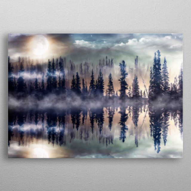 High-quality metal wall art meticulously designed by gabrielladavid would bring extraordinary style to your room. Hang it & enjoy. metal poster
