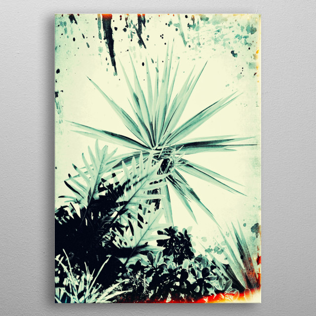 Fascinating  metal poster designed with love by victoriaherrera. Decorate your space with this design & find daily inspiration in it. metal poster