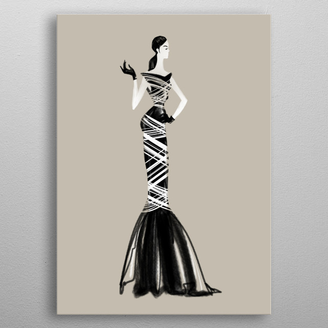 High-quality metal wall art meticulously designed by modartisto would bring extraordinary style to your room. Hang it & enjoy. metal poster