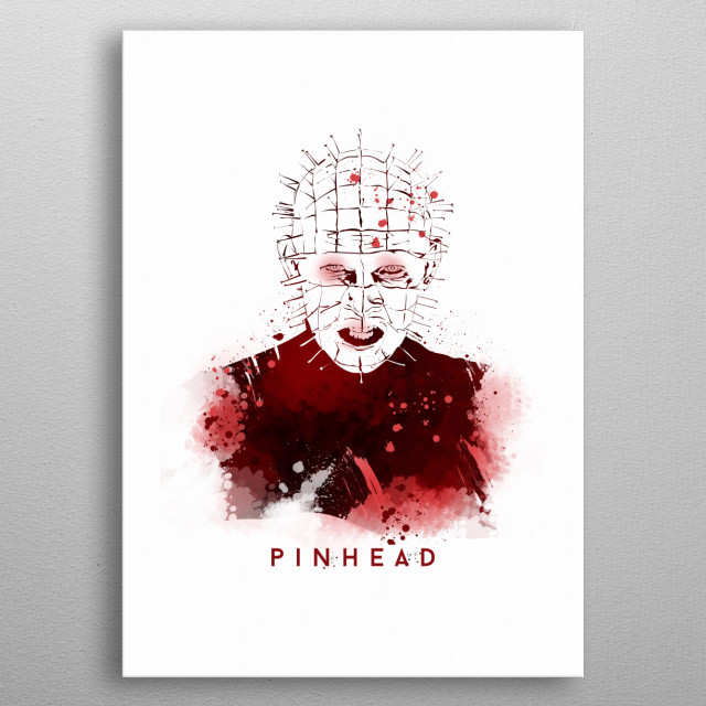 Fascinating metal poster designed by Colo Art. Displate has a unique signature and hologram on the back to add authenticity to each design. metal poster