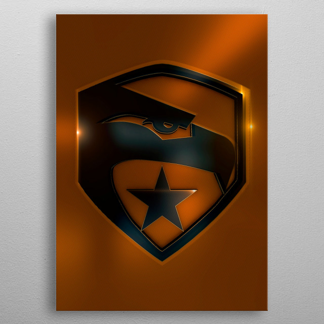 This marvelous metal poster designed by hiperion to add authenticity to your place. Display your passion to the whole world. metal poster