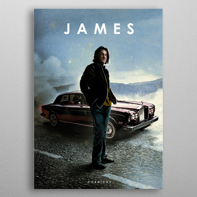 High-quality metal print from amazing Car Legends collection will bring unique style to your space and will show off your personality. metal poster