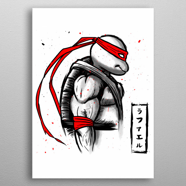 High-quality metal print from amazing Comic Characters collection will bring unique style to your space and will show off your personality. metal poster