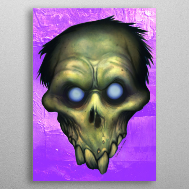 High-quality metal print from amazing Thedarkcloak Art On Metal collection will bring unique style to your space and will show off your personality. metal poster