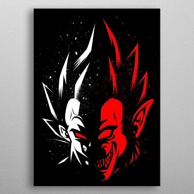 tribute a cult character metal poster
