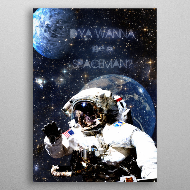 High-quality metal wall art meticulously designed by maniacreations would bring extraordinary style to your room. Hang it & enjoy. metal poster