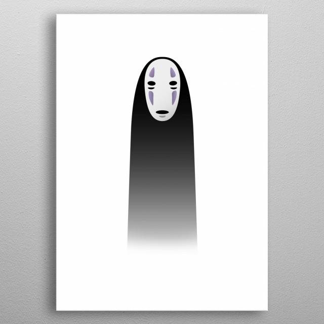 No face~~ metal poster