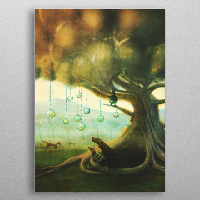 Fascinating  metal poster designed with love by catherineswenson. Decorate your space with this design & find daily inspiration in it. metal poster