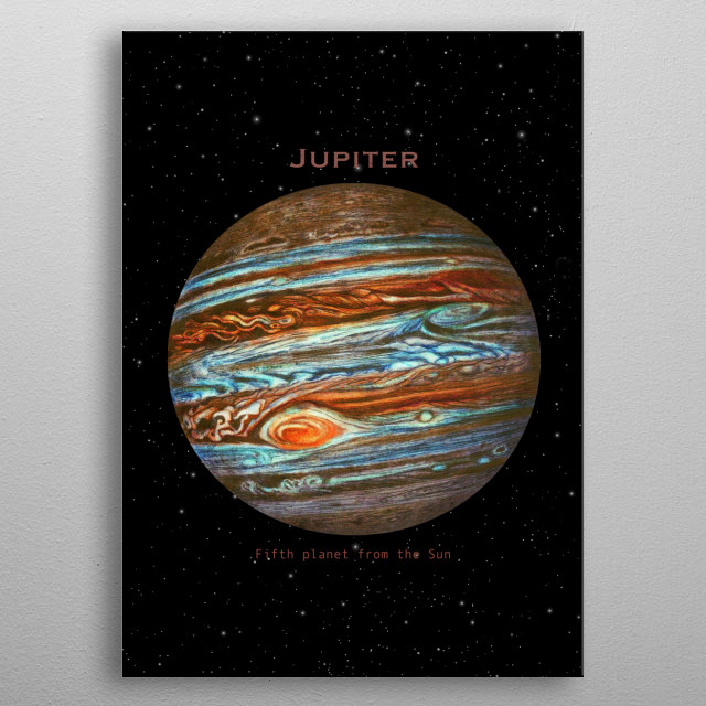 Fascinating metal poster designed by Terry Fan. Displate has a unique signature and hologram on the back to add authenticity to each design. metal poster