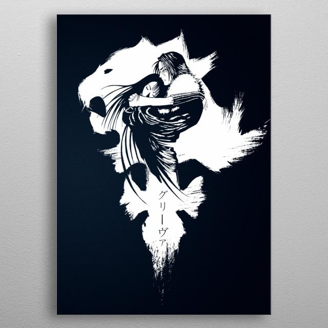 Leonhart metal poster