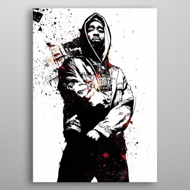 - metal poster