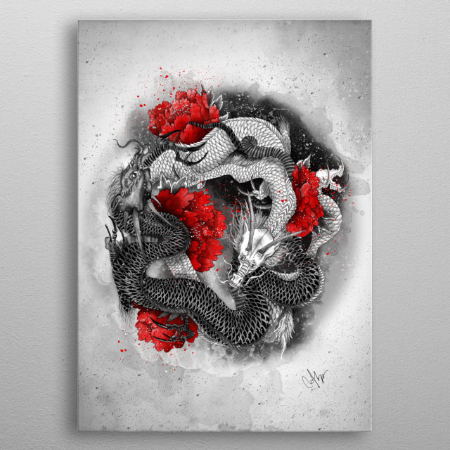 This marvelous metal poster designed by marineloup to add authenticity to your place. Display your passion to the whole world. metal poster