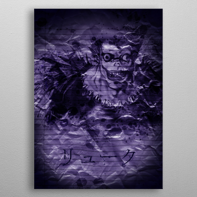 This marvelous metal poster designed by josy to add authenticity to your place. Display your passion to the whole world. metal poster