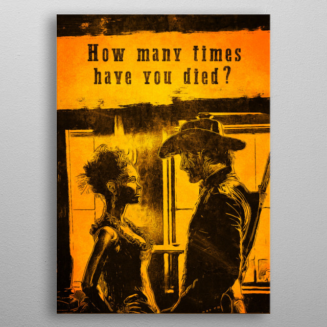 This marvelous metal poster designed by ksteyls to add authenticity to your place. Display your passion to the whole world. metal poster
