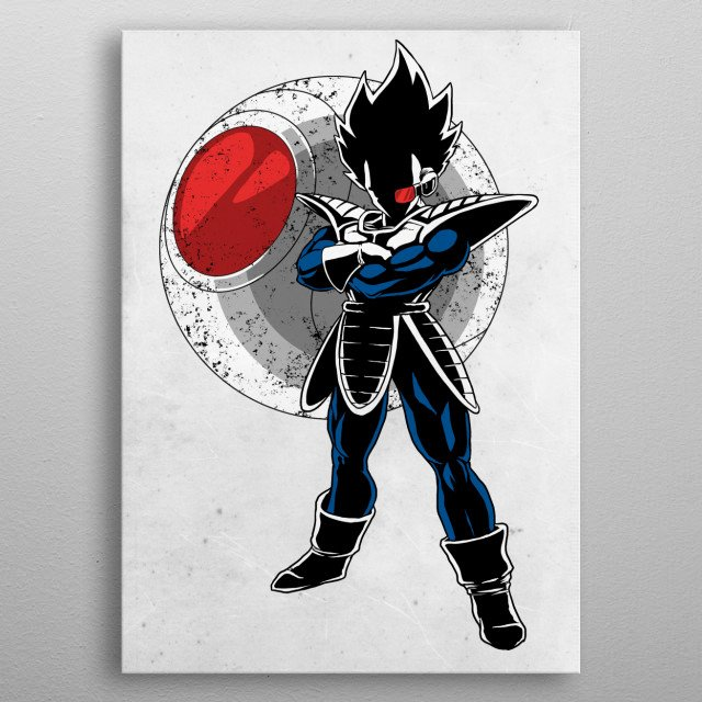 This marvelous metal poster designed by andriu to add authenticity to your place. Display your passion to the whole world. metal poster