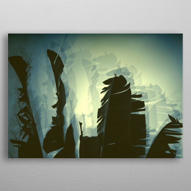 This marvelous metal poster designed by mroppx to add authenticity to your place. Display your passion to the whole world. metal poster