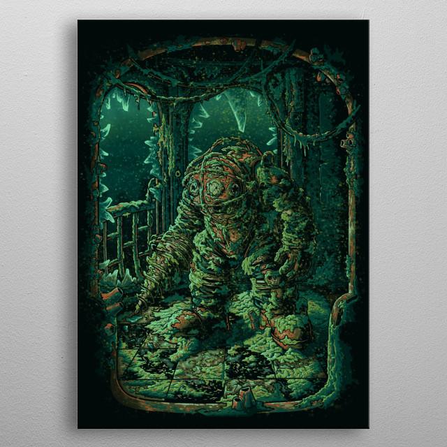 Remember me? metal poster